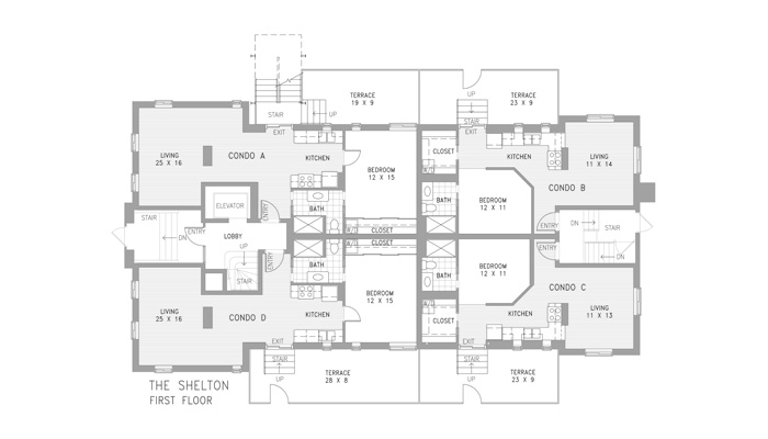 Affordable Luxury Condominiums in Indianapolis – Condo Plans With Garage